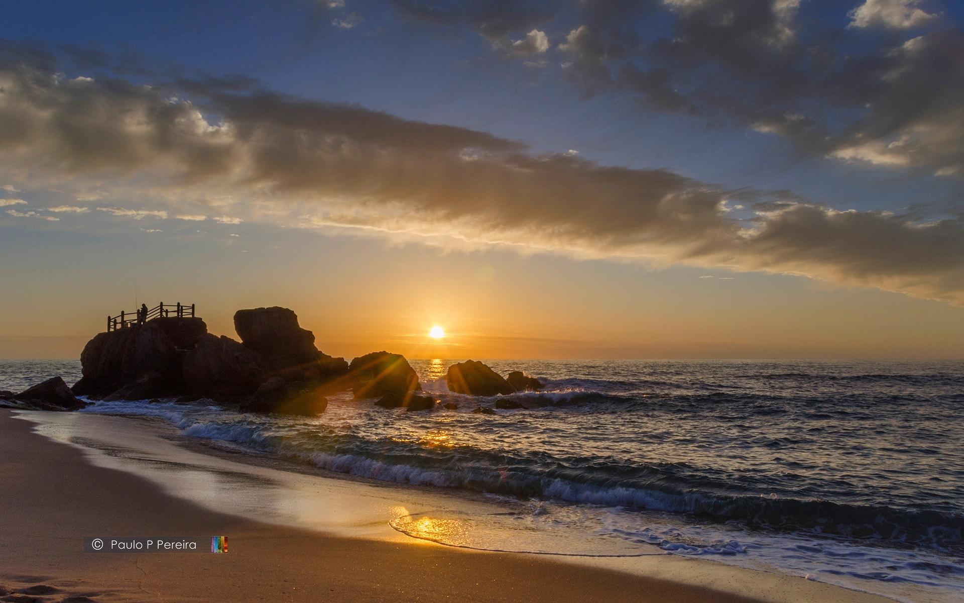 microsoft微软《葡萄牙海岸》桌面主题
